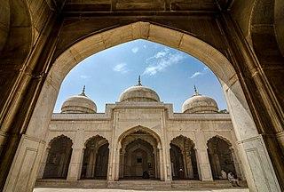 Moti Masjid (Lahore Fort)
