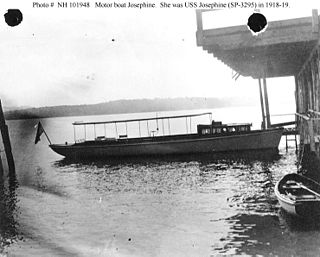 USS <i>Josephine</i> (SP-3295)