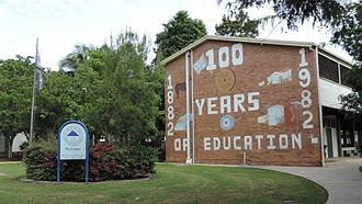 Mount Larcom, Queensland - Mount Larcom State School, Raglan Street, Mount Larcom, 2014