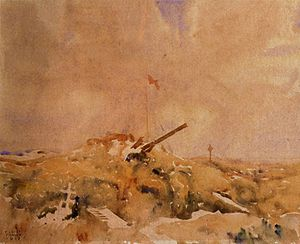 Battle of Thiepval Ridge