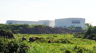 Movie Town Haikou - Studios