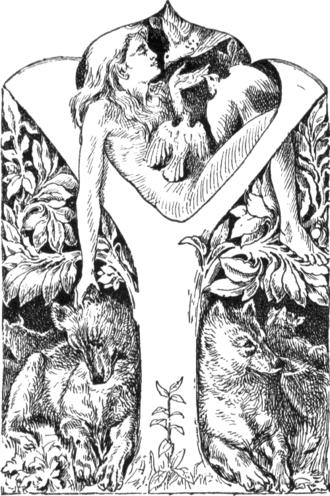 Feral child - Mowgli was a fictional feral child in Rudyard Kipling's The Jungle Book.