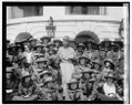 Mrs. Harding & Girl Scouts, 4-22-22 LOC npcc.06147.tif