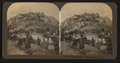Mt. Rubidoux, Riverside, Cal., Easter morning at 6 o'clock, 2000 people holding union services, from Robert N. Dennis collection of stereoscopic views.png