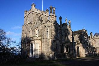 Muirhouse - Muirhouse (1832) in north Edinburgh