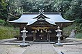 Munakata-jinja (Yonago), haiden.jpg
