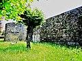 Mur d'enceinte Ouest de Nozeroy. 2015-06-06.JPG