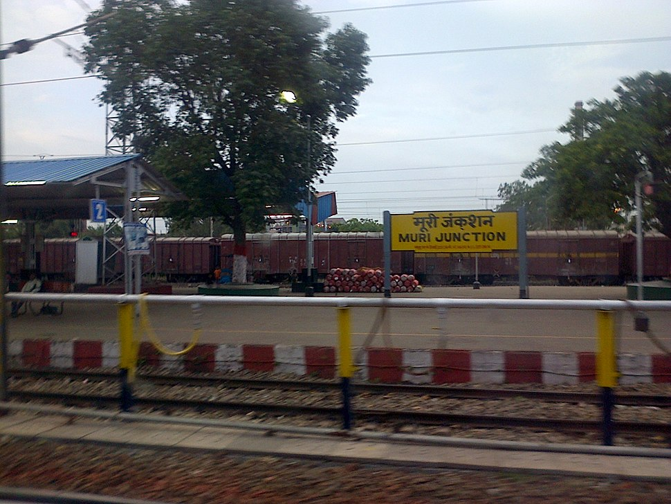 Muri Junction railway station