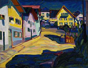 Murnau, Burggrabenstrasse 1, 1908