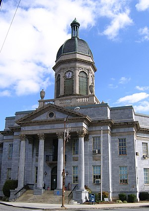 Cherokee County Courthouse, Murphy