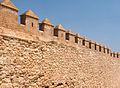 Murs créneaux Alcazaba, Almeria, Spain.jpg