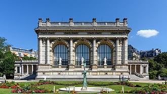 Palais Galliera - Musée de la Mode de la Ville de Paris, known as the Palais Galliera, in the 16th arrondissement of Paris