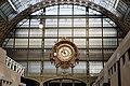 Musée d'Orsay clock, Paris 4 July 2019 01.jpg