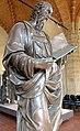 Museo di orsanmichele, baccio da montelupo, s. giovanni evangelista 08.JPG