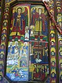 Muurschilderingen in een kerk aan het Tanameer in Ethiopië (6821423197).jpg