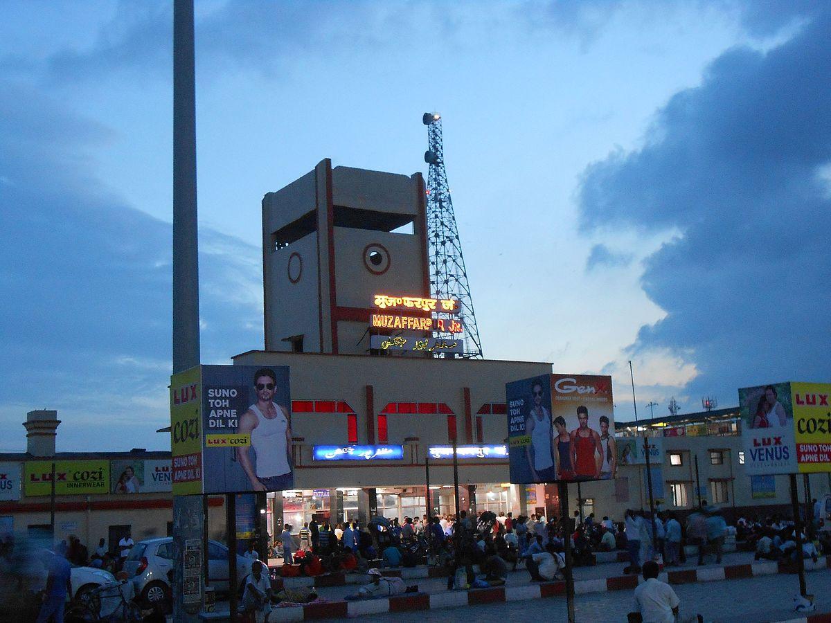 East Elevation Plan : Muzaffarpur junction railway station wikipedia