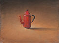 My Red Teapot by Chaim Koppelman.jpg