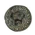 Mynt av silver. 2 öre. 1573 - Skoklosters slott - 109002.tif