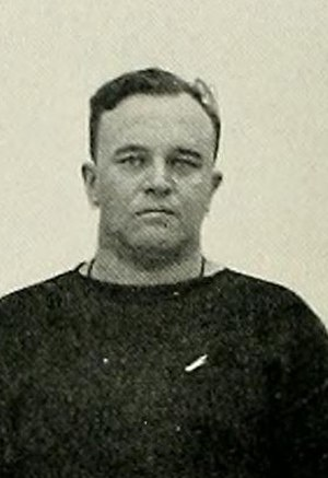 Myron Fuller - Fuller pictured in 1922