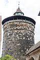 Nürnberg, Stadtmauer, Spittlertorzwinger, Spittlertorturm, 003.jpg