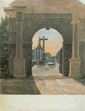 Ludwig Emil Grimm - Image: Nürnberg Johannisfriedhof Ludwig Emil Grimm 001
