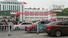 File:NCEE Students leaving Examination Place, EZSH, Hubei 03.ogv