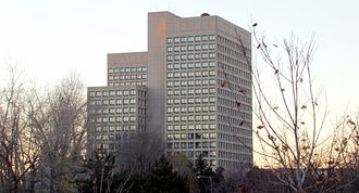National Defence Headquarters (Canada) - The Major-General George R Pearkes Building