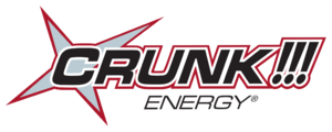 Crunk Energy Drink - Image: NEW CRUNK LOGO high res