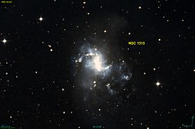 Image illustrative de l'article NGC 1313