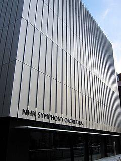 NHK Symphony Orchestra symphonic orchestra