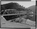NORTHWEST AND SOUTHWEST SIDES - York Bridge, Federal Aid Secondary Route 280, Helena, Lewis and Clark County, MT HAER MONT,25-HEL.V,3-3.tif