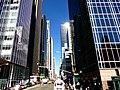 NYC - Avenue of the Americas - Sixth Avenue - panoramio.jpg