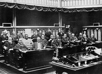 New Zealand Parliament - Image: NZ House of Representatives, ca 1900 1902