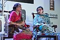 Nabaneeta Dev Sen and Antara Dev Sen - Kolkata 2013-02-03 4334.JPG