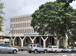 Nambour, Queensland Suburb of Sunshine Coast, Queensland, Australia