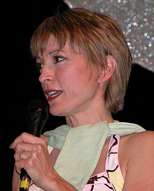 Nana Visitor - Visitor at STICCon XVIII (2004)