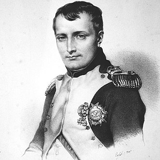French Government of the Hundred Days - Napoleon I