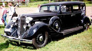Nash Ambassador - 1934 Nash Ambassador