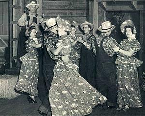 National Barn Dance - The Barn Dance in 1940