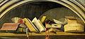 Nature morte aux livres - Triptyque de l'Annonciation d'Aix - Rijksmuseum.jpg