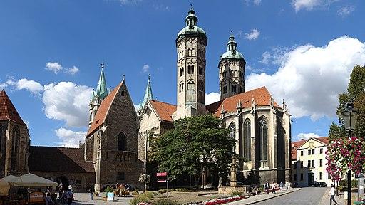 Naumburger Dom Ostseite