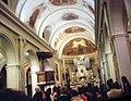 Navata centrale chiesa Roncello.jpg
