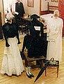 Nebo Loop Scenic Byway - Pioneer Fashions on Display at Peteetneet Museum - NARA - 7720654.jpg
