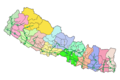 Nepal highways map.png