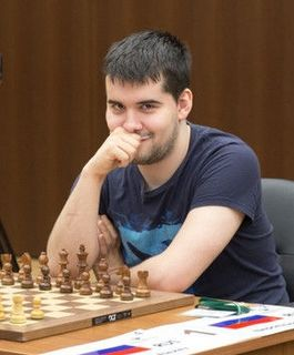 Ian Nepomniachtchi Russian chess player