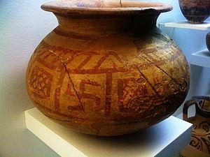 Nesactium - Nesactium, Histrian vase