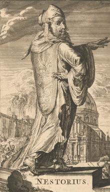 Nestorius - Wikipedia