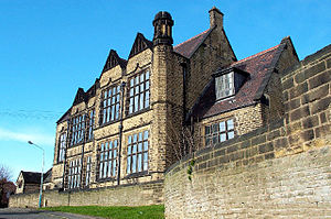 Netherthorpe School - The old school