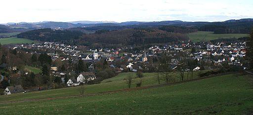 Neuenrade Panorama1 Bubo