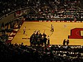 Nevada Wolf Pack vs. Montana Grizzlies, First Round, NCAA Men's Basketball Tournament, Huntsman Center, University of Utah, Salt Lake City, Utah (114272457).jpg